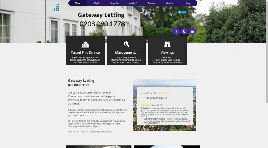 Gateway Letting   Croydon