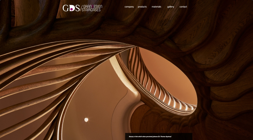 Grand Design Staircases: Manufacturer of luxury stairs