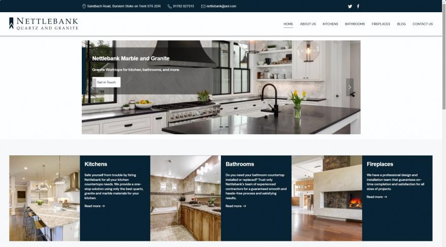 Nettlebank Monumental Masons Ltd