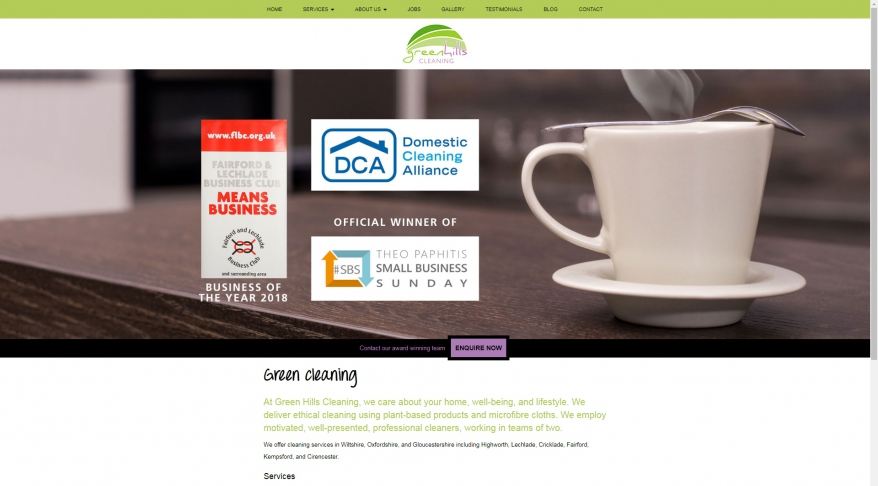Green Hills Cleaning Limited