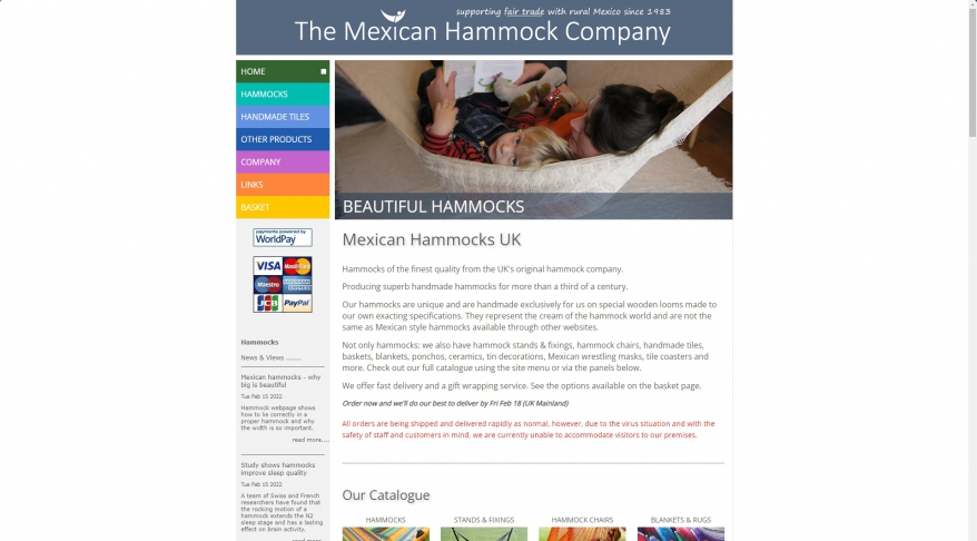 The Mexican Hammock Co