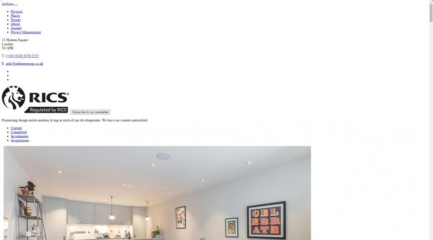 Hampton Court Developments