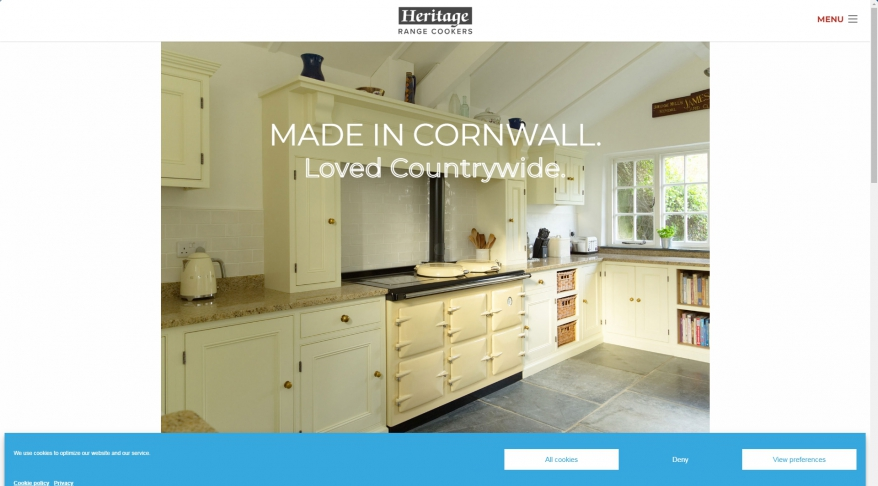 Heritage Cookers