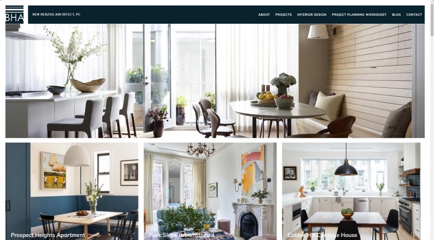 Ben Herzog Architect - Brownstone Brooklyn Architects | Ben Herzog Architect, PC