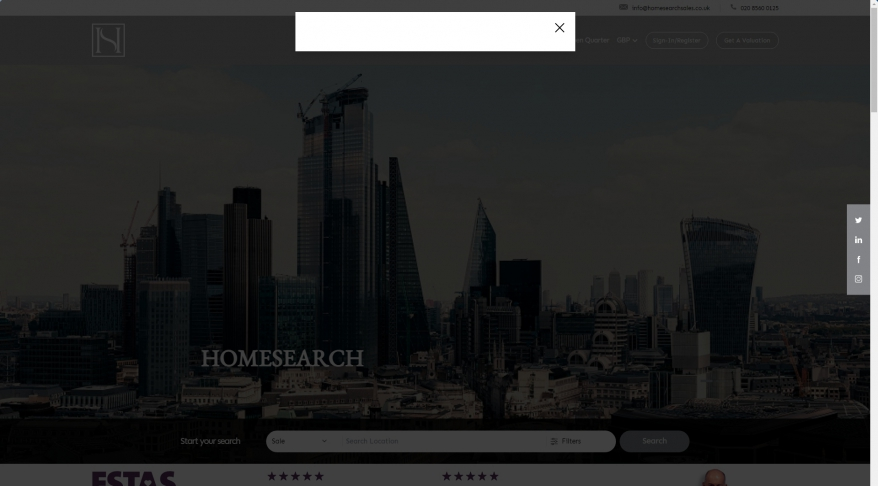Ealing Estate Agents | Cricklewood Estate Agents | Homesearch