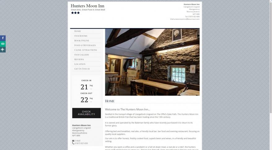 The Hunters Moon Inn