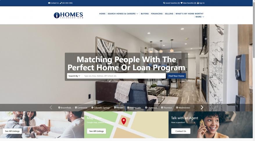 iHomes Colorado | Denver Homes For Sale
