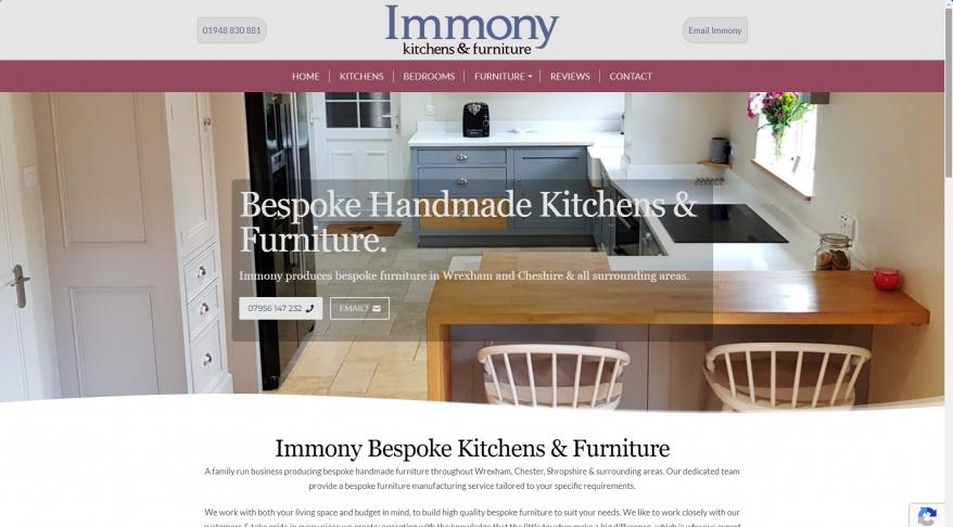 Immony Kitchens & Furniture