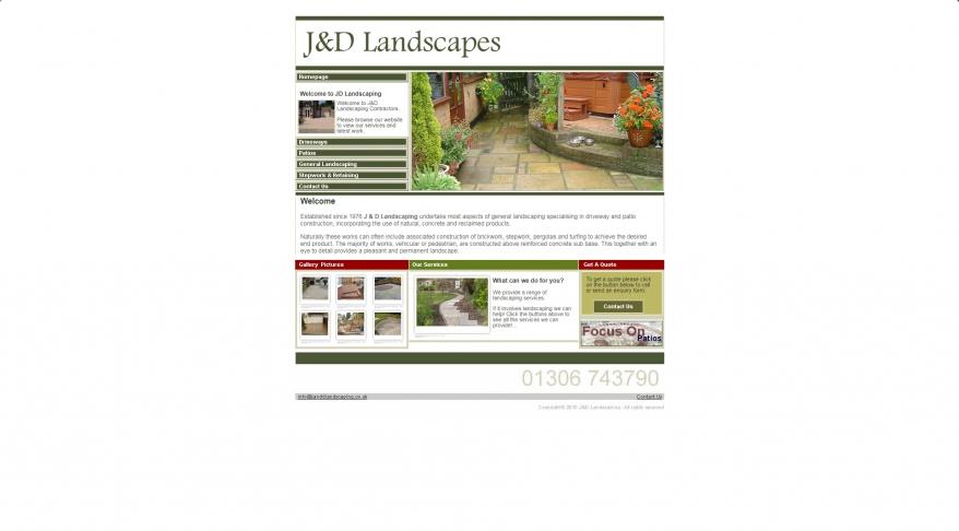 J & D Landscapes