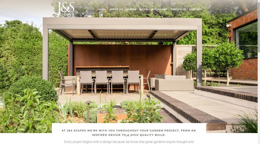 J&S Scapes - Garden Design & Build across Bucks, Herts & Beds.