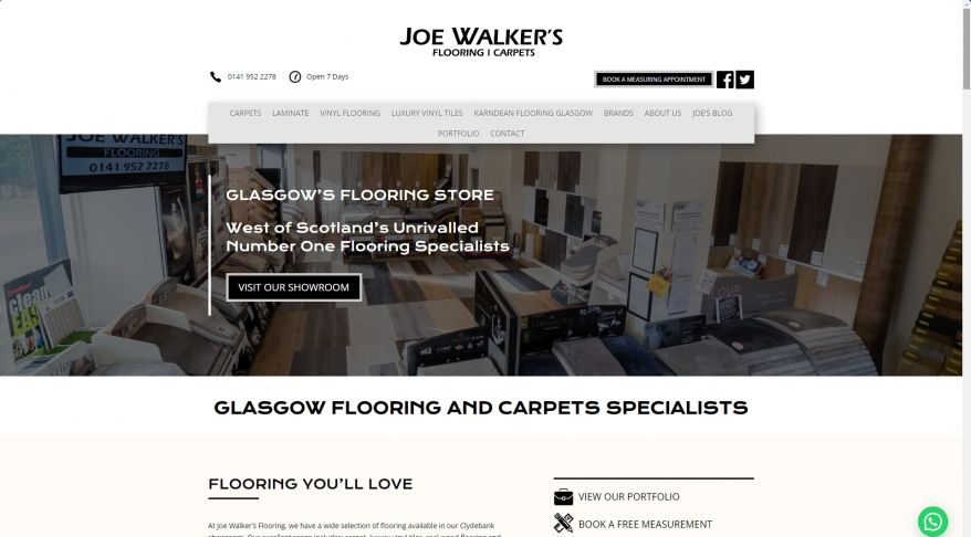 Joe Walker\'s Flooring