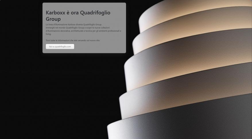 Karboxx | Design lamps