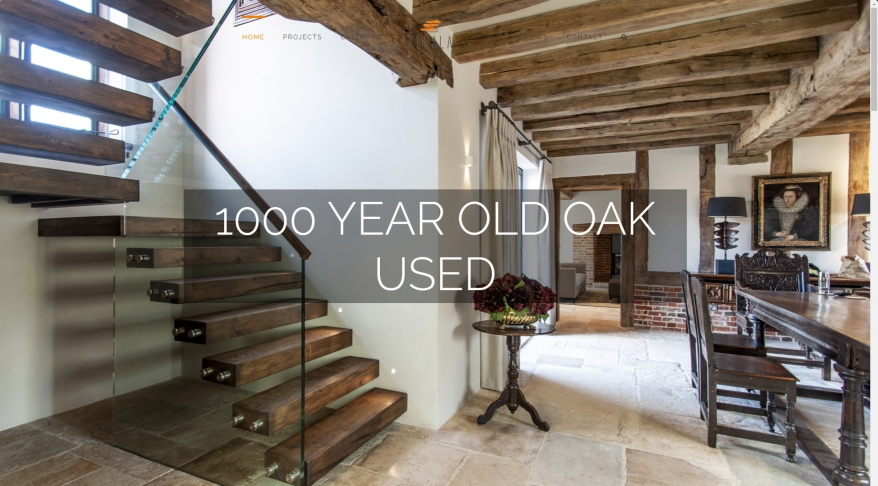 Welcome to Kevala Stairs | Home of Bespoke Luxury Staicases