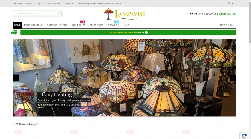 Lampwise Limited