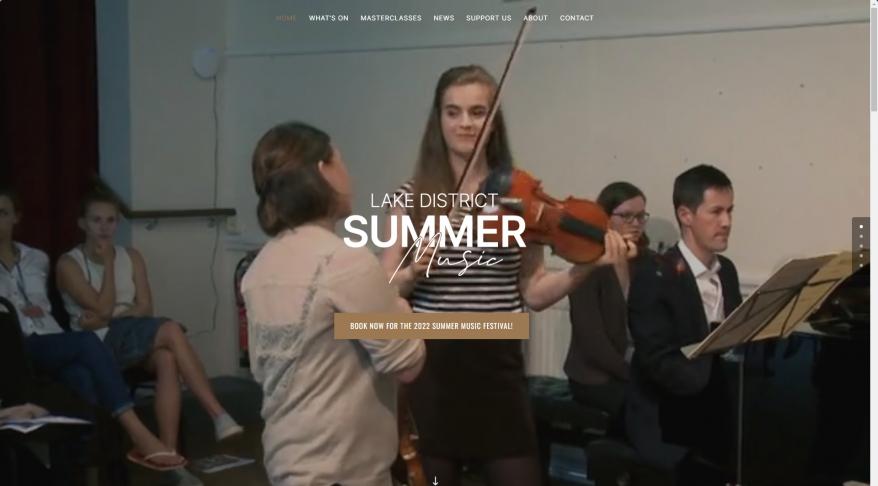 Lake District Summer Music