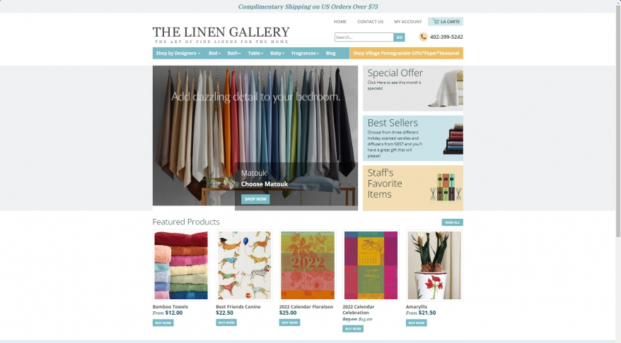 The Linen Gallery