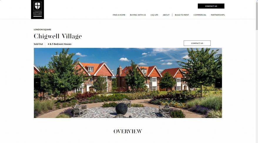 Chigwell Village
