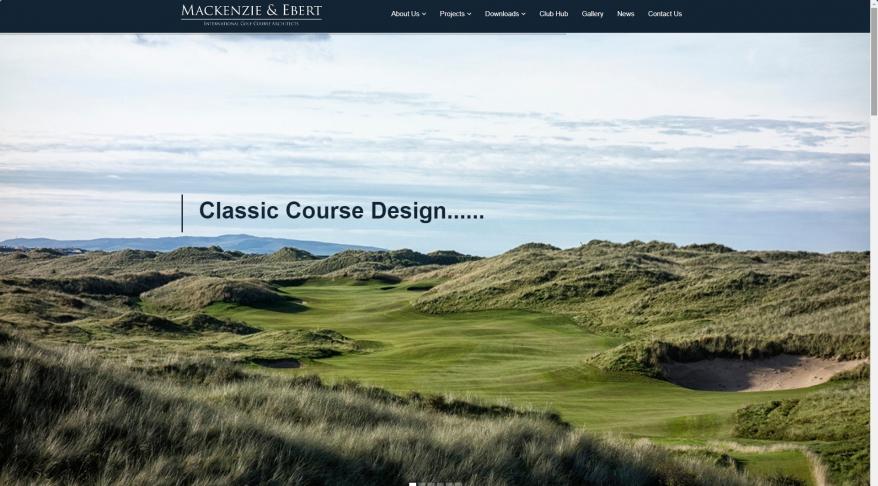 Mackenzie & Ebert - International Golf Course Architects