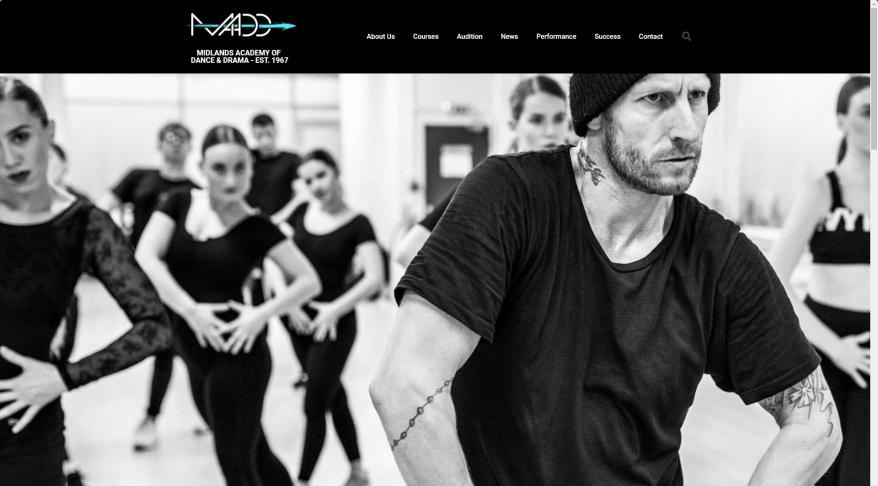 Midlands Academy Of Dance & Drama