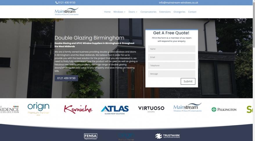 Mainstream Windows Ltd