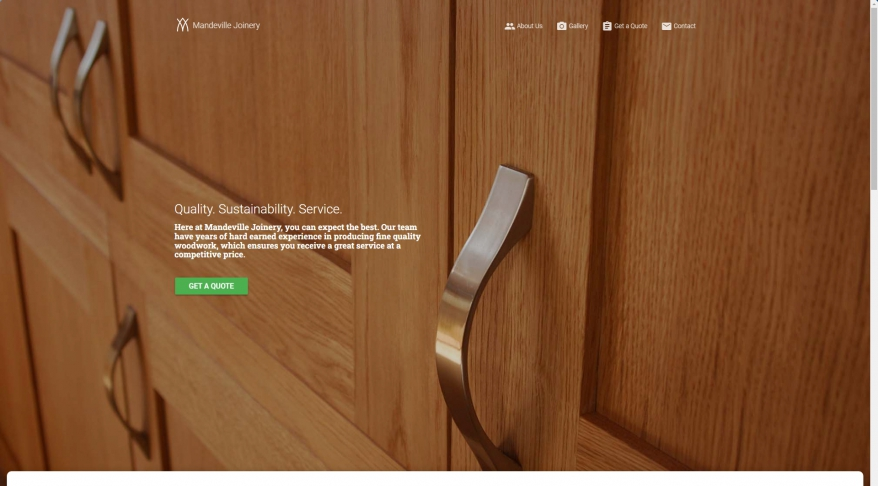 Mandeville Joinery