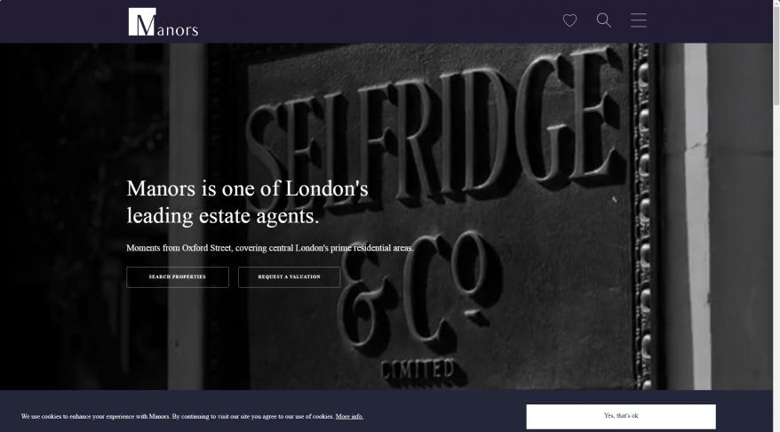Manors, London - Sales