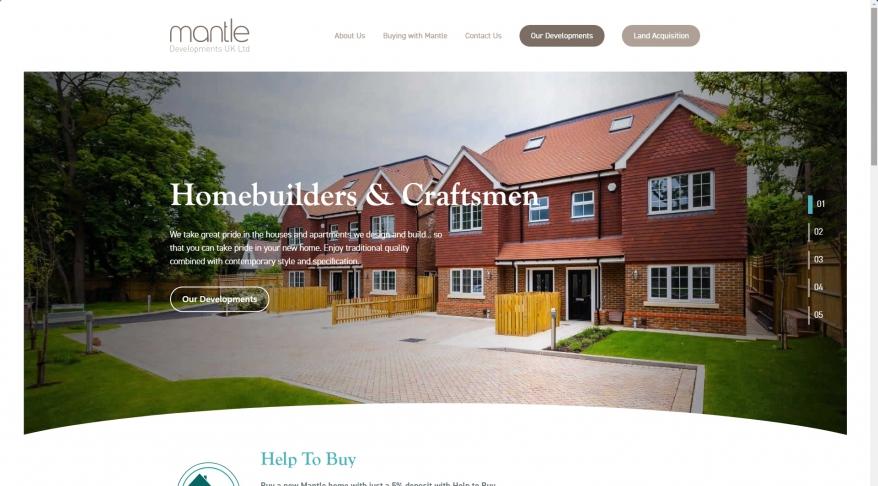 Mantle Investment Ltd