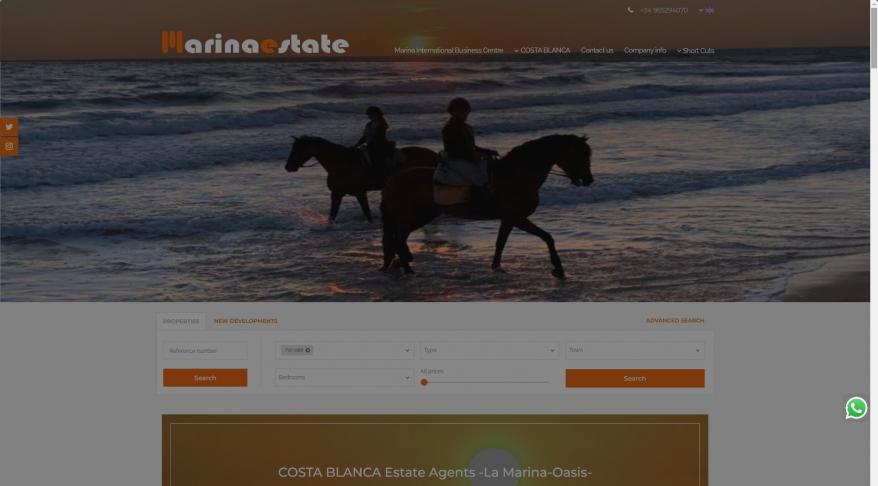 Marina Estate, Alicante