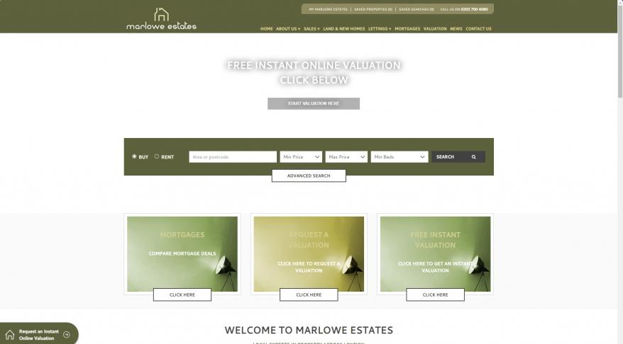 Marlowe estates, London