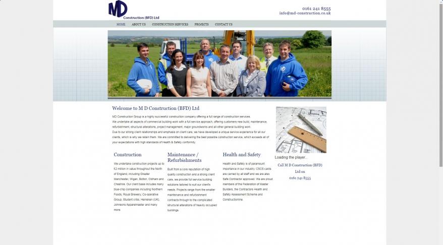 Mdconstruction-manchester