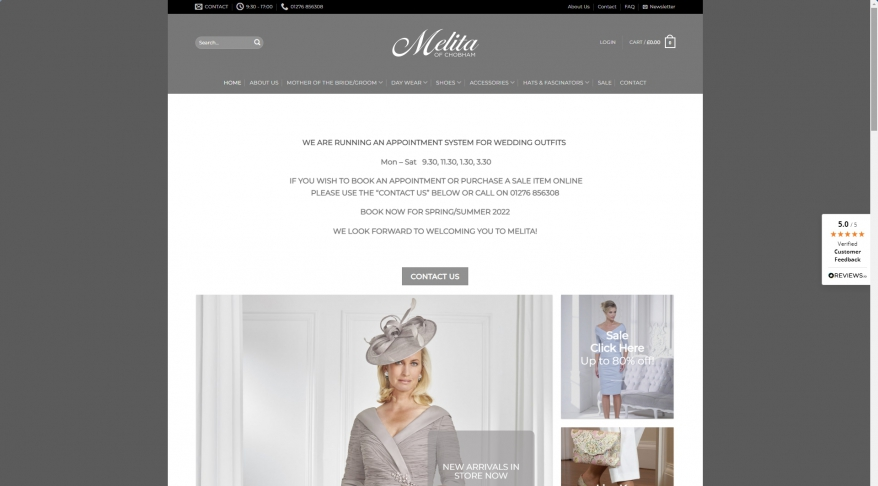 Melita Boutique