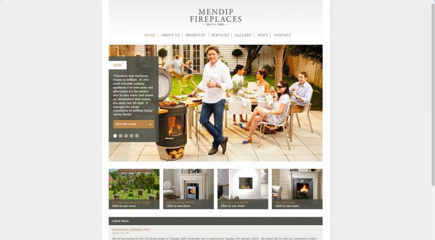 Mendip Fireplaces Ltd