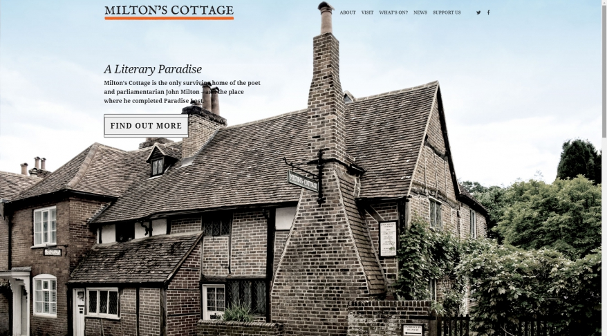 Miltons Cottage Museum