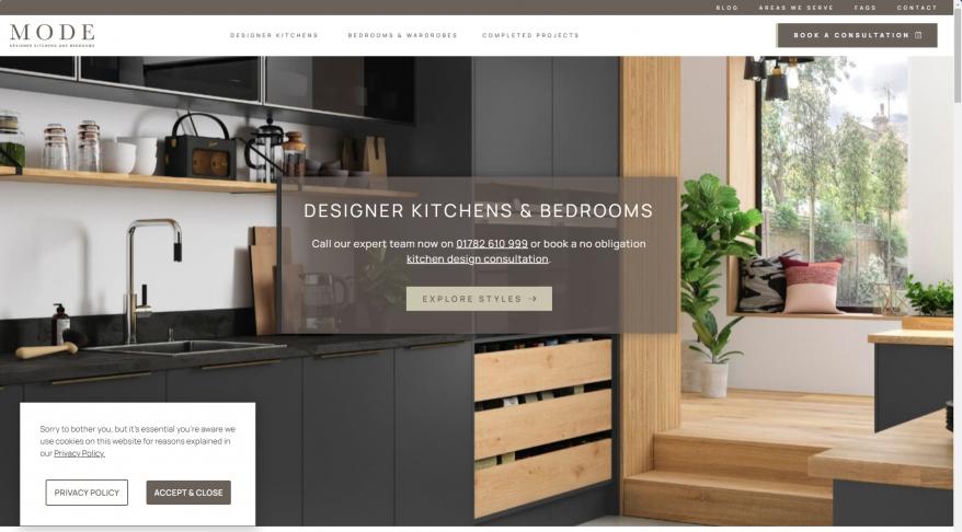 Mode Kitchens