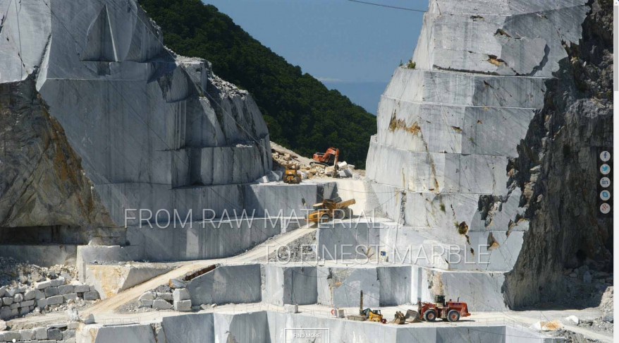 Quarry owner, Marble suppliers London | Marble Italia Ltd
