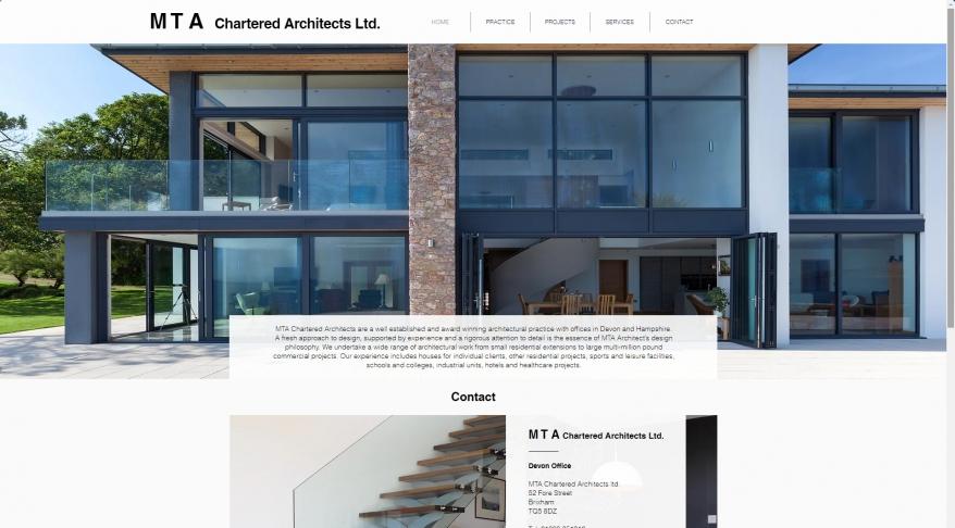 M T A Chartered Architects Ltd