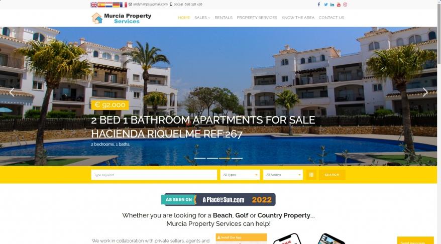 Murcia Property Services, Sucina