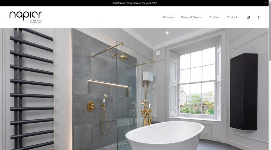 Napier Bathrooms & Interiors Ltd