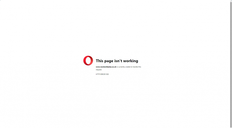 New Build Sales, E14