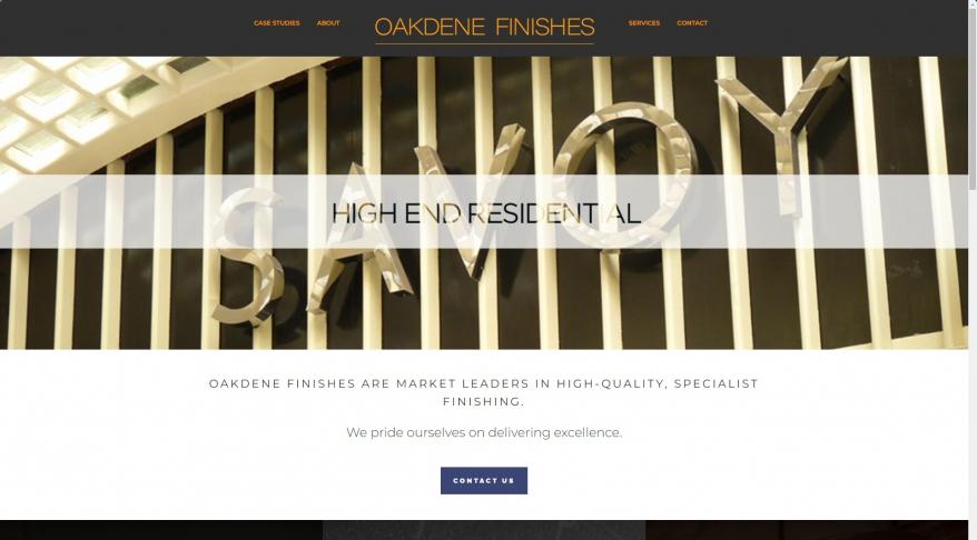 Oakdene Finishes Ltd
