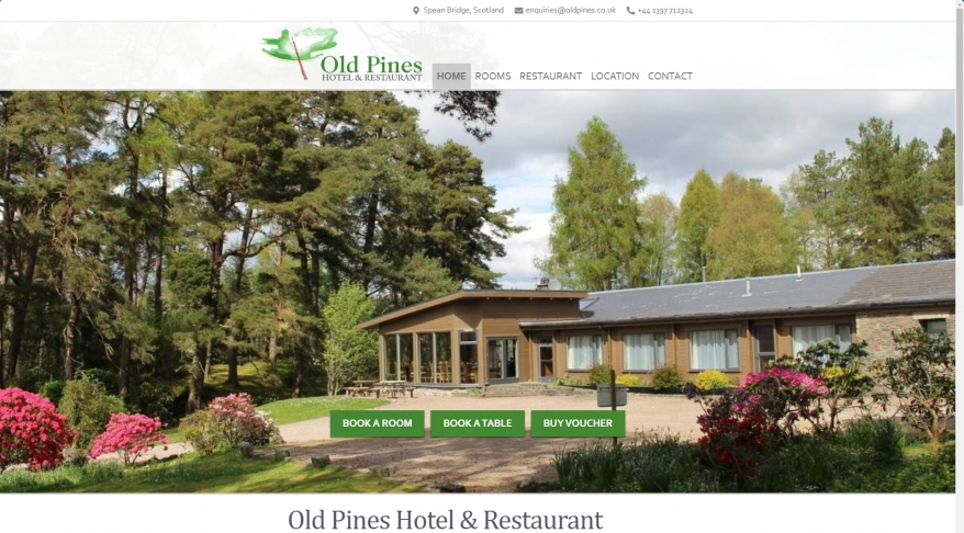 Old Pines Hotel