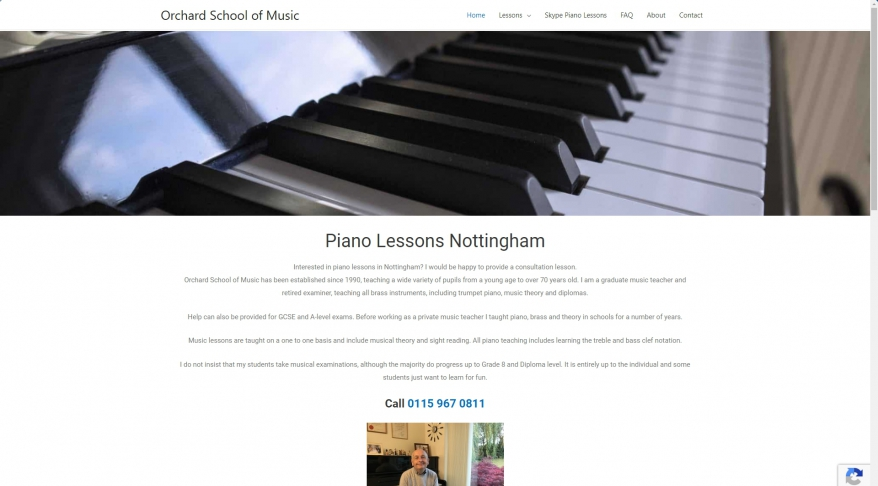 Orchard School of Music