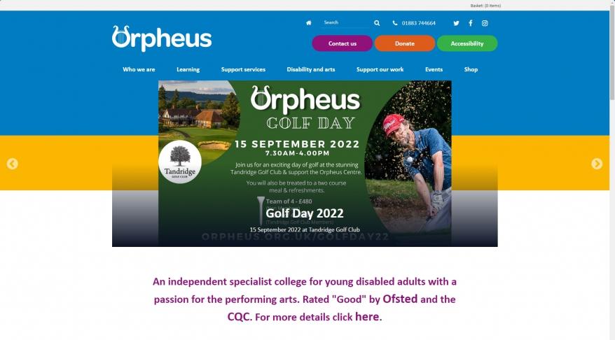 Orpheus Centre