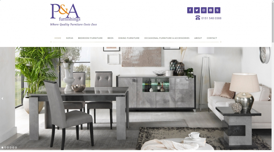 P & A Furnishings