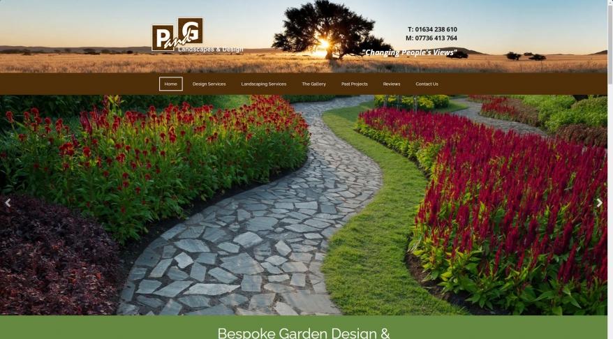 P & G Landscapes & Design