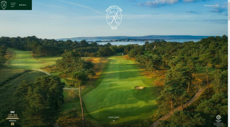 Parkstone Golf Course