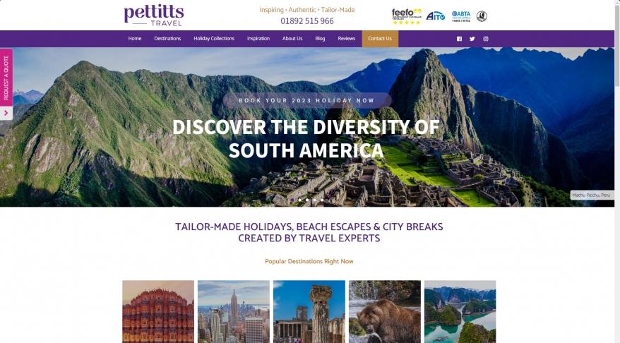 Pettitts Travel