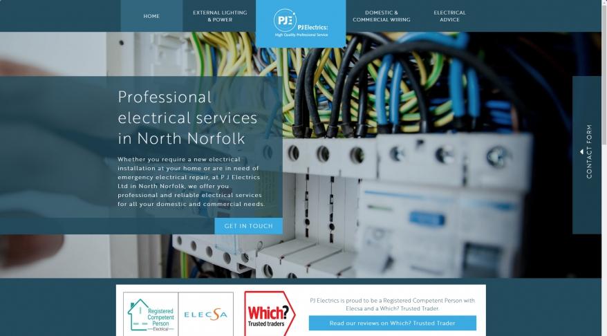 PJ Electrics Ltd