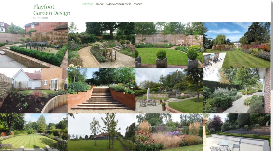 Playfoot Garden Design