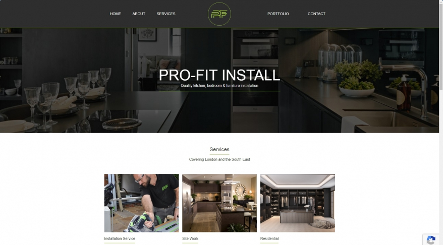 Pro Fit Install